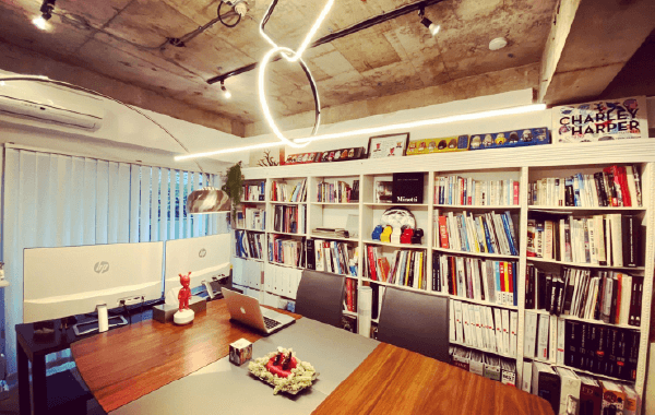 クリエイティブデザイン|オフィス
