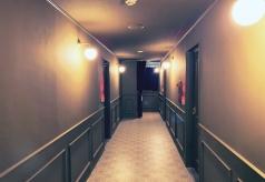 Hotel:3F完了。