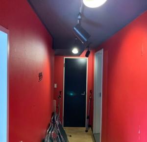 Renovation – studio